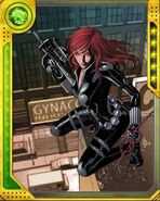 Natalia Romanova (Earth-616) from Marvel War of Heroes 013