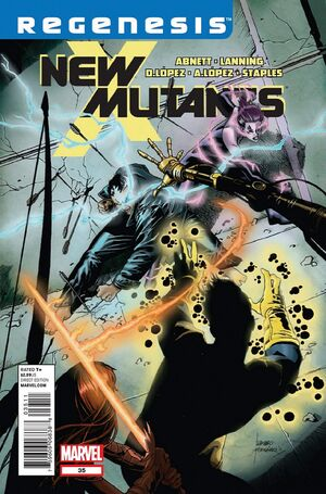 New Mutants Vol 3 35