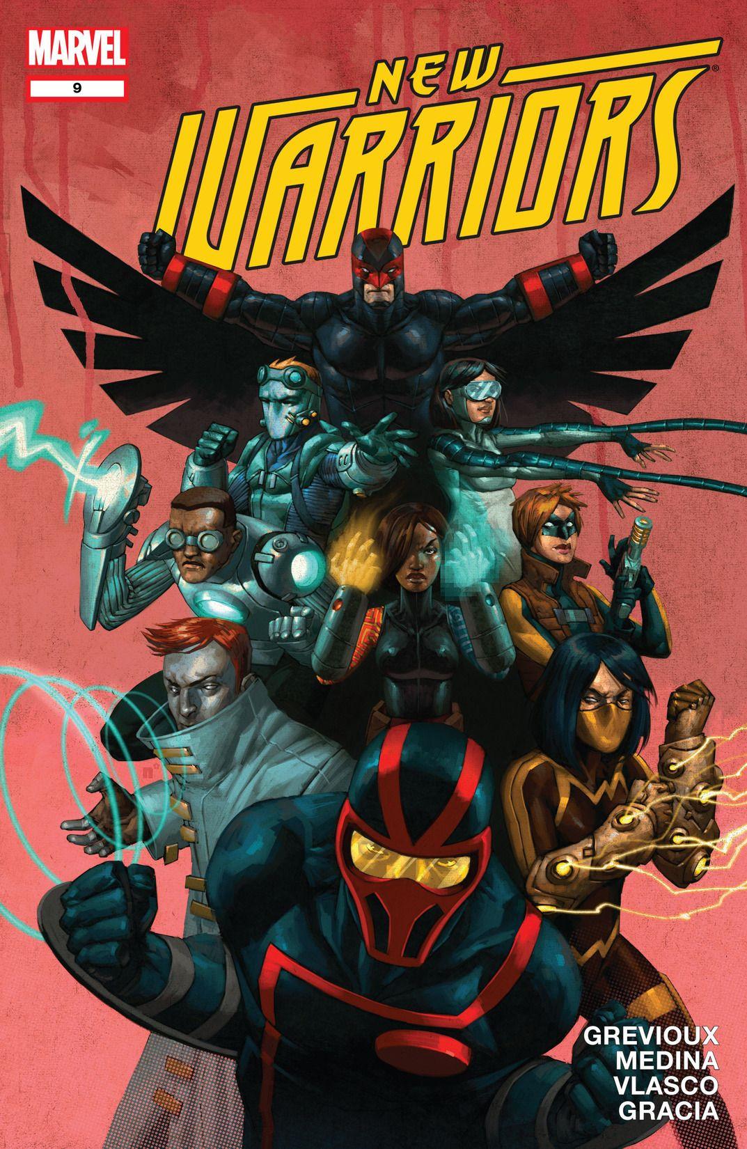 New Warriors Vol 4 9