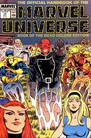 Official Handbook of the Marvel Universe Vol 2 19
