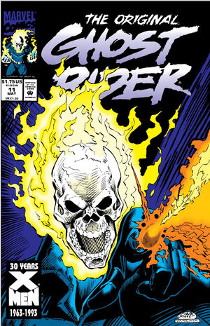 Original Ghost Rider Vol 1 11