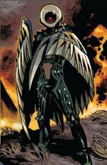 Pestilence (11th Century) (Earth-616) from Uncanny Avengers Vol 1 6 001