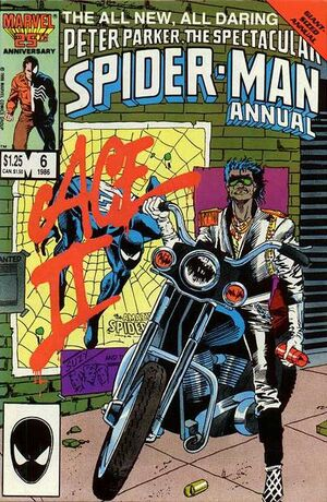 Peter Parker The Spectacular Spider-Man Annual Vol 1 6