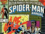 Peter Parker, The Spectacular Spider-Man Annual Vol 1 6