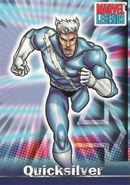 Pietro Maximoff (Earth-616) from Marvel Legends (Trading Cards) 0001