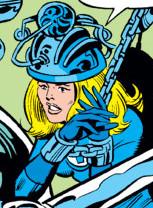 Power Dampener, Susan Storm (Earth-616) from Fantastic Four Vol 1 197