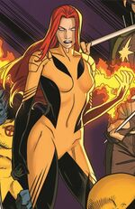 Rachel Summers (Earth-BWXP) from X-Tinction Agenda Vol 1 2 Anka Variant Textless 001