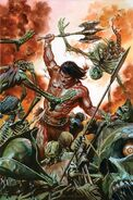 Savage Sword of Conan Vol 2 1 Textless