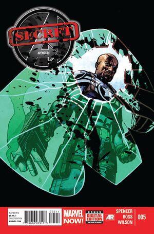 Secret Avengers Vol 2 5