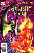 Secret Invasion Fantastic Four Vol 1 2