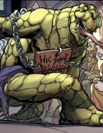 Serpent (Earth-311) from Amazing Spider-Man Vol 4 1 001