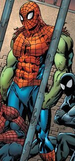 Spider-Hulk (Zabo's mutates) (Earth-616) from Sensational Spider-Man Vol 2 36 0001
