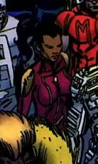 Tanja Jaukhac (Earth-5700) from Weapon X Days of Future Now Vol 1 4 0001