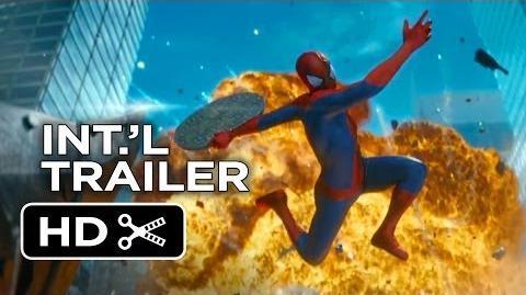 The Amazing Spider-Man 2 Official International Trailer 1 (2014) - Andrew Garfield Movie HD