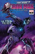 Tony Stark Iron Man Vol 1 16