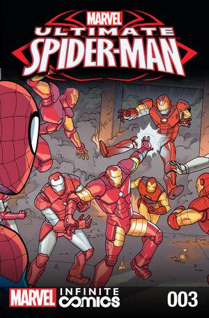 Ultimate Spider-Man Infinite Comic Vol 2 3