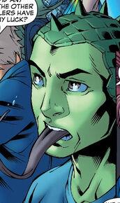 Victor Borkowski (Earth-616) from New X-Men Vol 2 21 0001