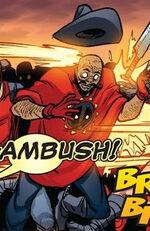 Wade Wilson (Earth-Unknown) from Deadpool Kills Deadpool Vol 1 4 0015