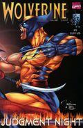 Wolverine Judgment Night Vol 1 1