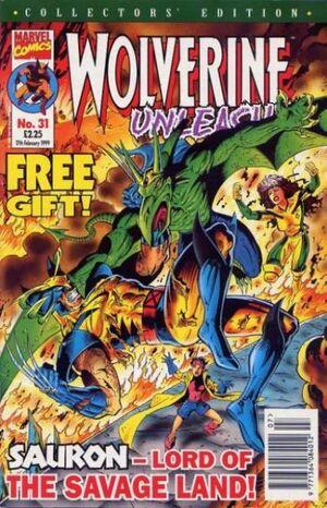 Wolverine Unleashed Vol 1 31