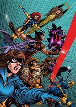 X-Men Forever Vol 2 1 Textless
