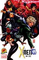 X-Men Vol 4 1 Brooks Dynamic Forces Variant