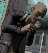 Adrian Toomes from Ultimate Spider-Man