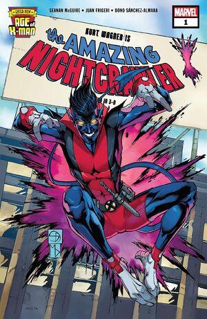 Age of X-Man The Amazing Nightcrawler Vol 1 1