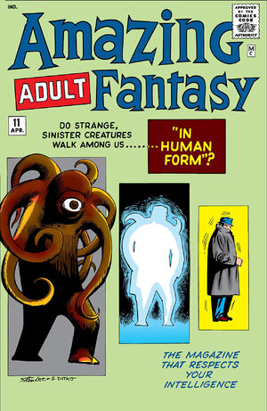 Amazing Adult Fantasy Vol 1 11