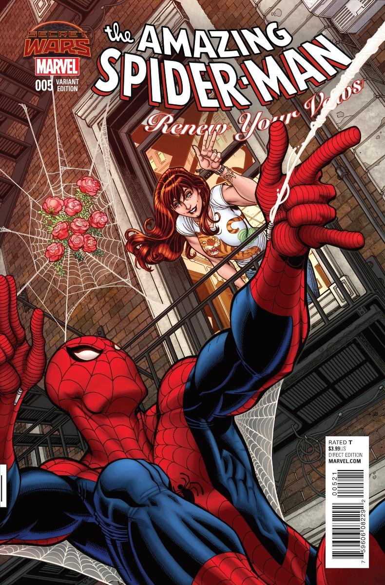 Amazing Spider-Man Renew Your Vows Vol 1 5 Bradshaw Variant.jpg