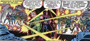 Attuma's Barbarian Horde (Avengers -27)