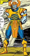 Attuma (Earth-616) fifth armor from Avengers Vol 1 272