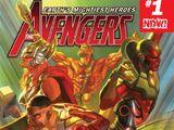Avengers Vol 7 1