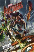 Avengers Vol 7 2 Bianchi Variant