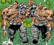 Bash Brothers (Earth-93060) from Sludge Vol 1 11 0001