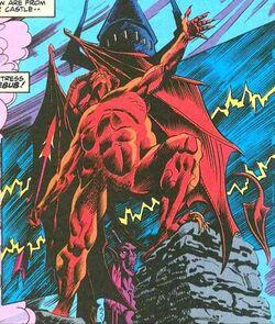 Beelzebub (Earth-616) from Pilgrim's Progress Vol 1 1 0001
