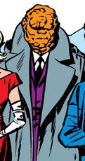Benjamin Grimm (Skrull, Cow) (Earth-616) from Fantastic Four Vol 1 2 0001