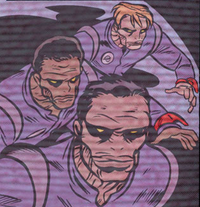 Bush Rangers (Earth-616) from X-Force Vol 1 125 0001