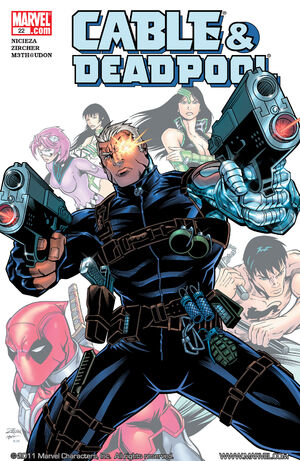 Cable & Deadpool Vol 1 22