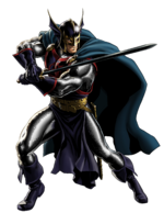 Dane Whitman (Earth-12131) from Marvel Avengers Alliance 001