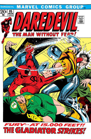 Daredevil Vol 1 85