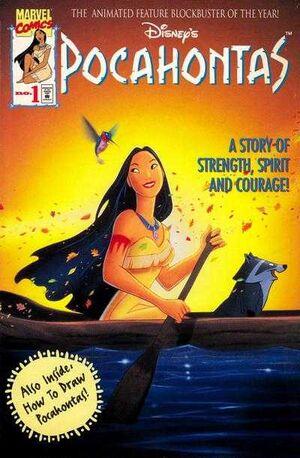 Disney's Pocahontas Vol 1 1