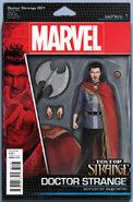 Doctor Strange Vol 4 1 Action Figure Variant
