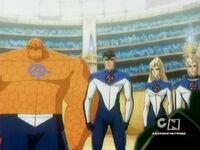 Fantastic Four (Earth-135263) from Fantastic Four World's Greatest Heroes Season 1 1 0001