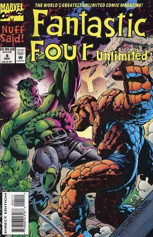 Fantastic Four Unlimited Vol 1 4
