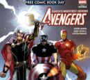 Free Comic Book Day Vol 2018 Avengers