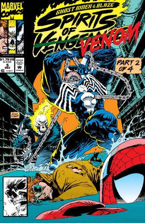 Ghost Rider Blaze Spirits of Vengeance Vol 1 5