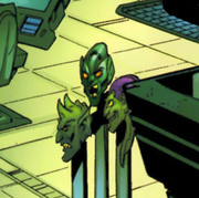 Goblin Armor from Ultimate Spider-Man Vol 1 75 0001