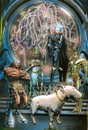 House of Agon (Earth-1310) Marvel Knights Millennial Visions Vol 1 2001