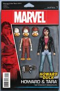Howard the Duck Vol 6 11 Action Figure Variant